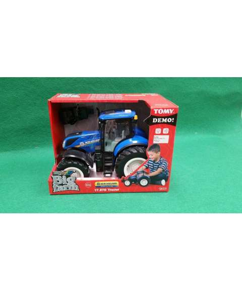 NEW HOLLAND T7.270 LUCES,SONID
