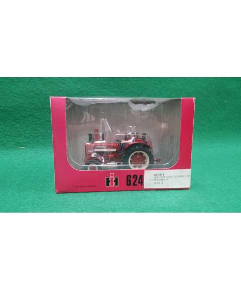 TRACTOR IH 624 C/CONDUCTOR