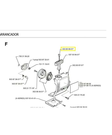 CORDON  327P4-P5X
