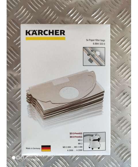 6.904-322.0 BOLSAS KARCHER