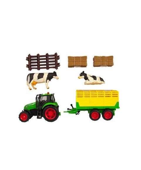 KIDS GLOBE Tractor con...