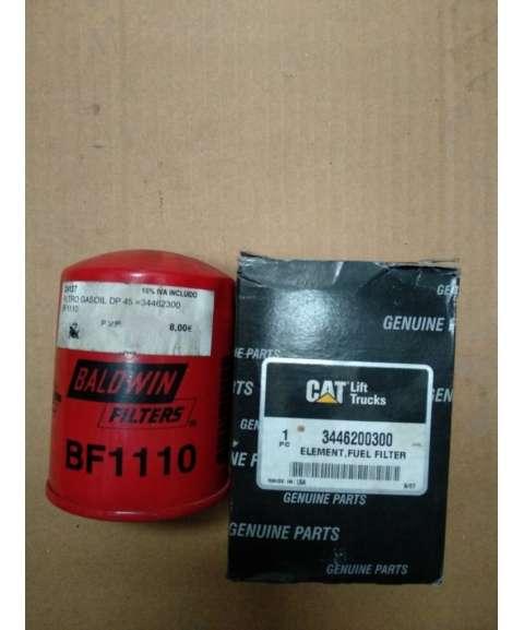 FILTRO GASOIL DP45/50  CAT