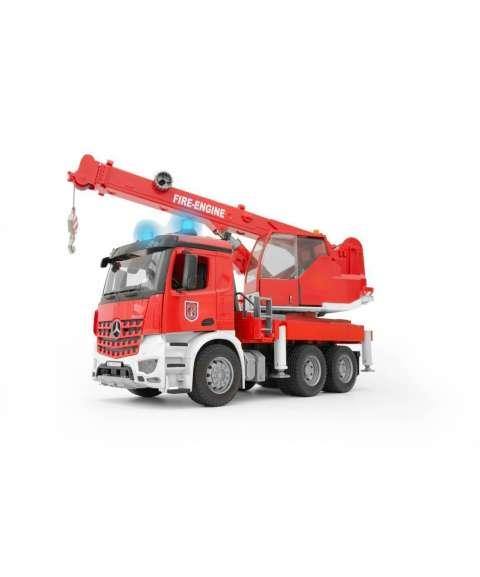 Camion bomberos MB Arocs