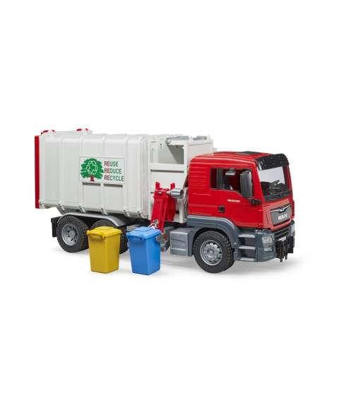 Camion basura Man TGS